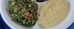 These side dishes take center stage for GF patrons prepared with proper crackers or raw veggies.